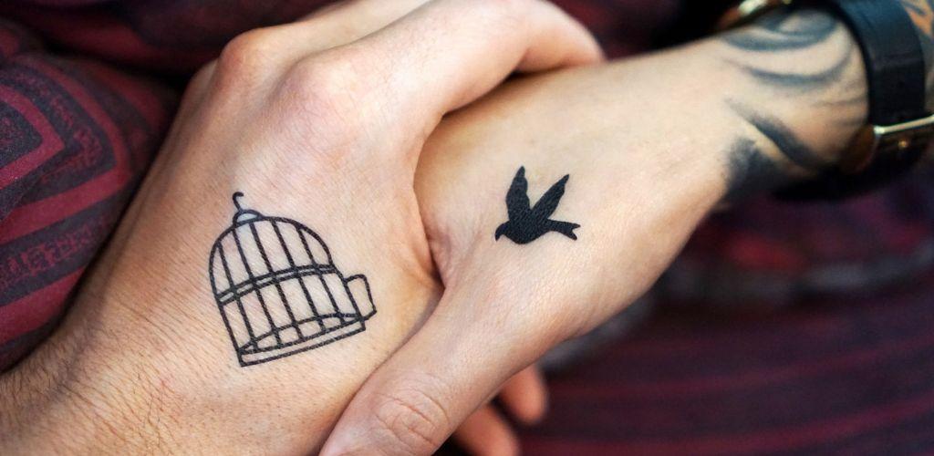 Dia Dos Namorados Inspiração De Tattoo Para Casal Jacke Davis